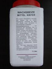 Wachsbeize MIttel Kiefer/Tanne 8046 Einer von sechs Tönen--mischbar--