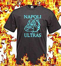 T-SHIRT NAPOLI ULTRAS CALCIO SPORT ULTRA' TIFOSI S M L XL XXL XXXL