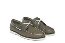 Timberland Schuhe Herren  2-Eye Classic Bootsschuhe A1OU6 Leder