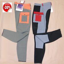 KOALA Pantalone pantaloni equitazione NEW PARIS donna con tasche Made in Italy