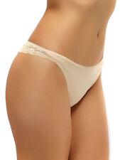 Felina Charming Lace Thong Panty Style 530046