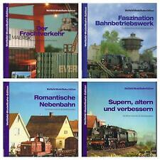 Modellbahn-Sammler-Edition 4 Hardcover-Bände NEU,zum aussuchen oder komplett