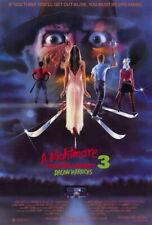 65296 A Nightmare on Elm Street 3: Dream Warriors Wall Print Poster CA