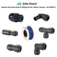 Push Fit Air Fittings Genuine John Guest 6 8 10 12 15 Air/Water Tube & Hose BLUE