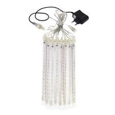 LED Meteor Shower Rain Tubes 30cm 8Tube Christmas String Light Waterproof Party