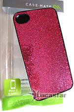 iPhone 4/4s Funda CASE-MATE Bling Rosa