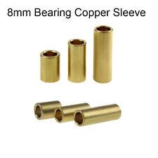 1/2/5 PCS Copper Sleeve Bearing Bushing 8mm Ultimaker Slider for 3D Printer