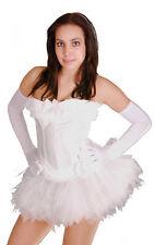 Sexy Bailarina Ballet Bailarín Elfos Mujer Disfraz de Carnaval Saco Lavandería