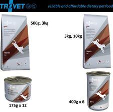 Trovet Hepatic Diet (HLD) Canine Dog Feline Cat Dietary Food Liver Problems