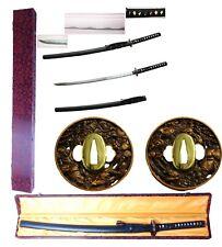 "New 41"" Handmade Battle Ready Sharp Japanese Samurai Katana Sword Of Nightmares"
