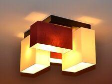 """Deckenlampe Deckenleuchte Lampe Leuchte TOP DESIGN 4 flammig """"Merano"""" 2/2MIX NEU"""