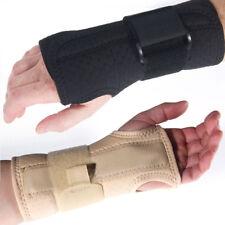 Ambidextrous NEOPRENE Wrist Support Strap Splint Carpal & Cubital Tunnel Sprain