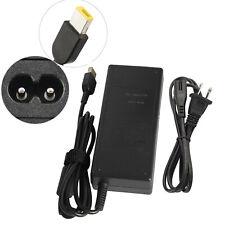 90W USB AC Adapter Charger Lenovo Ideapad 500 500s Thinkpad T440p T540p G500 NE