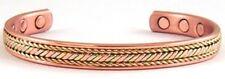 Bracelet - SOLID Copper,  Magnetic