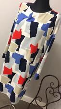 ASOS Selected Prea Graphic Print Dress RRP £70 (AS-17/9)