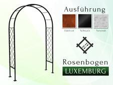 Rosenbogen Luxemburg Pergola Gartenbogen Rankhilfe Rosensäule Rose arches