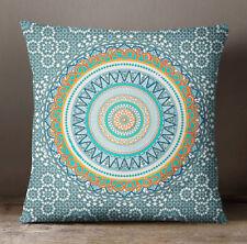 S4Sassy Mandala drucken dekorative Kissen Deckel quadratisch Kissen Fall werfen