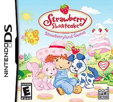 Strawberry Shortcake Strawberryland Games (Nintendo DS)
