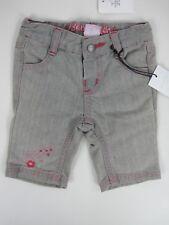 Pumpkin Patch Baby Girls Applicated Denim Pants Jeans sizes Newborn 0000 000 Ash