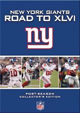 NFL New York Giants - Road to Super Bowl XLVI 46 4er [DVD] NEU American Football