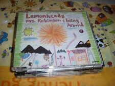 CD punk Lemonheads Mme robinson MCD Atlantic promo Kit