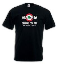 T-shirt Maglietta Atalanta Sempre con Te! Finale Coppa Italia 2018/2019