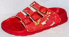 Birki Sandals by Birkenstock for Men Strap Sansibar Strawberry