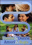 Dvd **UOMINI & DONNE AMORI & BUGIE** con Ornella Muti nuovo 2003