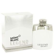 Mont Blanc Legend Spirit Cologne Eau De Toilette Mens Fragrance .15 1 1.7 3.3 oz