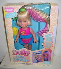 #490 NIB Vintage Playskool Dolly Surprise Splashy Surprise Doll