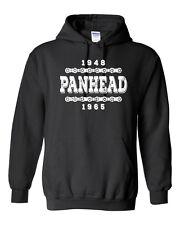 PANHEAD YEARS Hoodie - S - 5XL - Harley Davidson Biker