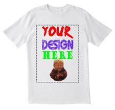 Customised Tshirts Any Design Printed T Shirt Printing Your Logo Unisex Tshirts
