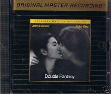 Lennon, John Double Fantasy MFSL Gold UDCD 613 UII ohne