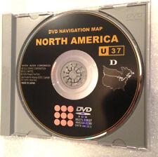 OEM U37 12.1 GEN 5 LEXUS NAVIGATION DVD GS430 GS460 GS450H GX470 ISF IS350