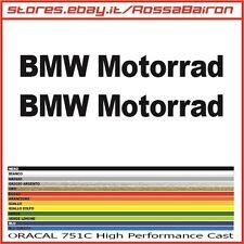 KIT 2 ADESIVI BMW MOTORRAD R1200 GS mm.200x20 - DECALS AUFKLEBER PEGATINAS