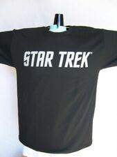 Star Trek SHIRT Boldly Go  BLACK Trekkie USS Enterprise Small XL New NWT