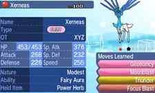 Pokemon Strategy Guide: Shiny Xerneas 6IV +Item Customization For Sun/Moon