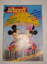 LE JOURNAL DE MICKEY N°1934 14 JUILLET 1989