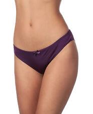 Panache Masquerade Ardour Microfiber Sheer Lace Back Bikini Panty Underwear