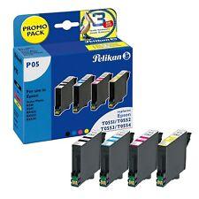 Druckerpatrone Pelikan für Epson Drucker Patrone Tinte Auswahl P 5 6 13 22