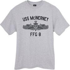 USN US Navy USS McInerney FFG-8 Frigate T-Shirt