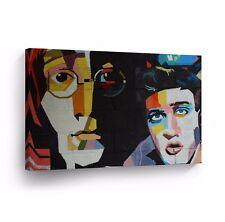 Modern Oil Painting on Canvas Print Wall Decor Art Framed %100 Handmade OPH25