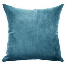 Mystere Peacock Velvet Cushion Cover