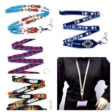 Handmade Beaded Native Style Inspired office fashion Lanyard/ID Holder