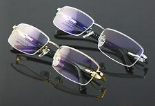 Luxury Pure Titanium Spectacles Men Glasses Optical Eyeglass Frame eyewear Rx