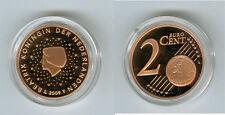 Países Bajos 2 centavos pp/proof (elija entre los fascículos: 1999-2017)