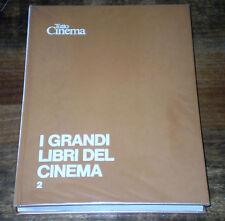 I GRANDI LIBRI DEL CINEMA 2 TuttoCinema a cura di DE ROSSIGNOLI RIZZOLI 1977