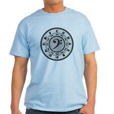 CafePress Bass Clef Circle Of Fifths T Shirt 100% Cotton T-Shirt (726031785)