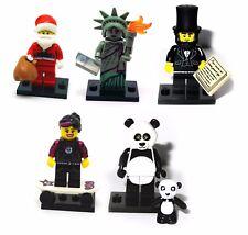 Minifiguras LEGO serie aleatoria Raras: elija su Mini Figura Lego
