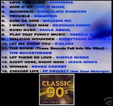 90's CD VANILLA ICE~SHAMPOO~SIMPLE MINDS~JESUS JONES ++